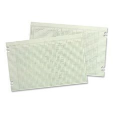 Acco/Wilson Jones Columnar Ruled Ledger Sheets by ACCO Brands