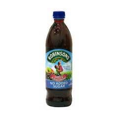 Robinsons Apple and Black Currant -NAS- 1 Liter - 3 Pack ()