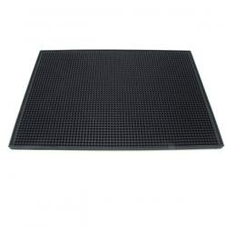 Update International (BSM-1218BK) 18' x 12' Rubber Bar Service Mat