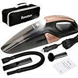 Banaton Car Vacuum Cleaner 5000PA 106W 12V Car Vacuum with LED Light Low