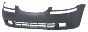 OE Replacement Chevrolet Aveo Front Bumper Cover (Partslink Number GM1000728)