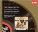 Music - Shostakovich: Lady Macbeth of Mtsensk