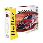 Heller - 50752 - Maquette - Peugeot 206 WRC - Echelle 1:24 from Heller