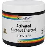 Activated Coconut Charcoal Powder 2.65 Oz