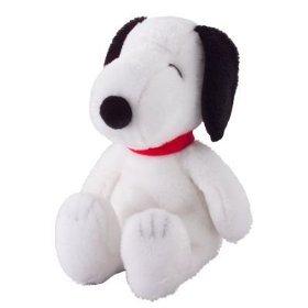Amazon Com Peanuts Snoopy 10 Plush Cuddly Doll Toy Toys Games