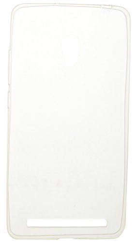 iCandy™ Soft Silicone TPU 0.3 mm Transparent Back Cover for Asus Zenfone 6   Transparent