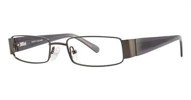 Body Glove Designer Eyeglass Frame BB110 in Gunmetal 46mm KIDS SIZE ()