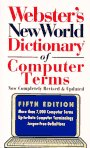 Webster's New World Dictionary of Computer Terms, Spencer, Donald D., 0671899937