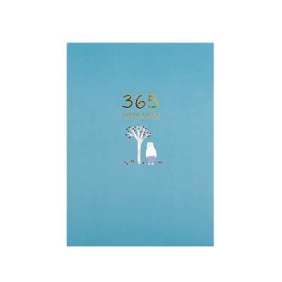 Corea Papelería Plan Diario Agenda 365 Días Agenda 2020 ...