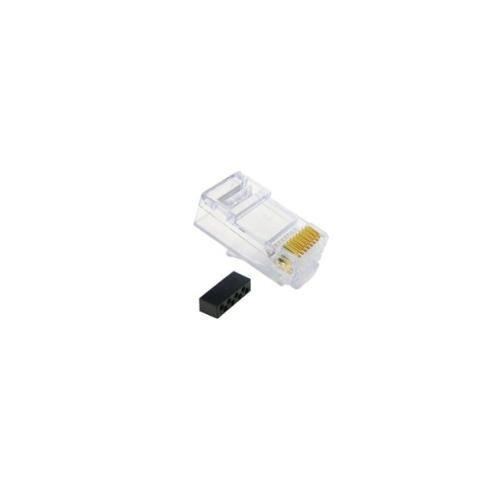 - Icc Plug, Cat 6, Solid/Stranded,100Pk