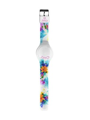 Orologio ZITTO piccolo a led con cinturino in silicone Limited Edition  SAKURA P Amazon.it Orologi