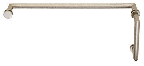 C.R. LAURENCE MT8X18BN CRL Brushed Nickel MT Series Combination 8
