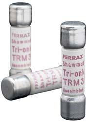 Mersen TRM1-6/10 250V 1 6/10A 1-0.5X13/32 Midget Time Delay Fuse, 10-Pack