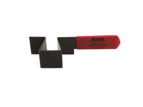 Allpax AX1850 Dovetail Punch, Number-1 by Allpax