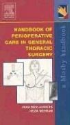 Handbook of Perioperative Care in General Thoracic Surgery (Mobile Medicine) - http://medicalbooks.filipinodoctors.org