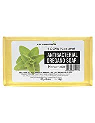 Antibacterial Oregano Oil Soap , Natural Soap For Athletes Foot , Jock Itch And Odors , Helps Cleanse the Skin , Nail Fungus,...
