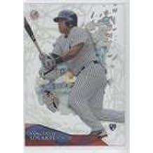 Yangervis Solarte (Baseball Card) 2014 Topps High Tek - American League - Shattered Glass Pattern #HT-YS