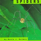 Spiders, Kevin J. Holmes, 1560656050