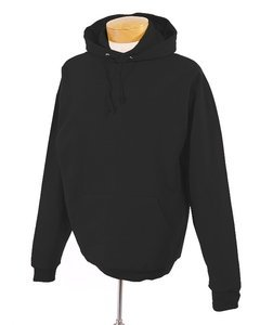 Jerzees 8 oz. NuBlend 50/50 Pullover Hood, Black - X-Large from Jerzees