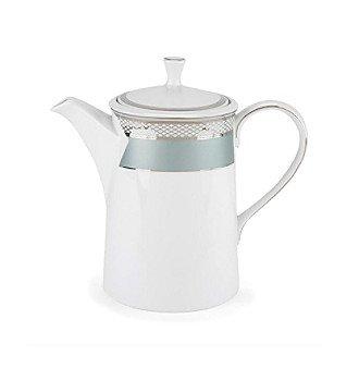 (Lauren Ralph Lauren Silk Ribbon Slate Coffee Server)