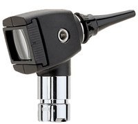 5665894 PT# 25020 Head Otoscope 3.5V Diagnostic Twist Lock Connection Black Ea Made by Welch-Allyn