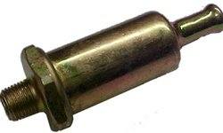 V Guardian Generator Fuel Filter - Facet Electronic Fuel Pump with 1/8