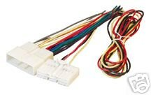 21BHGDCR0SL amazon com stereo wire harness honda civic w alarm 96 97 98 (car  at soozxer.org