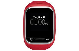 LG VC200 Gizmo Gadget Verizon Wireless GPS Red Wearable Smart Watch (red) by LG