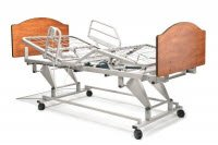 - 1175738 Head & Footboard Bed Liberty Mahogany Ea Graham-Field/Everest &Jennings -AB29600CCR