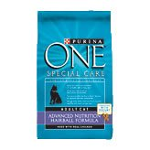 Purina ONE Indoor Advantage Hairball and Healthy Weight Management Formula for Cats, My Pet Supplies