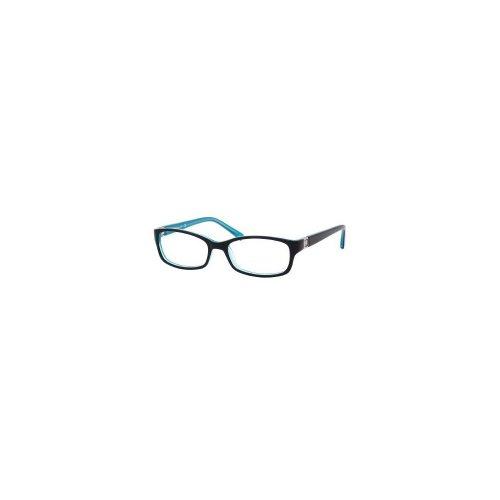 KATE SPADE Monture lunettes de vue REGINE 0DH4 Noir/Turquoise 50MM