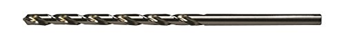 12 Pack Viking Drill and Tool 12180#55 Type 210 118 Degree Bright HSS Taper Length Drill Bit