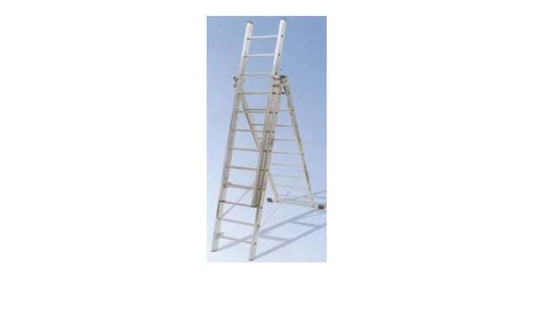 Kettal 23931015 - Escalera Triple Con Base 23931015-15X3: Amazon.es: Bricolaje y herramientas