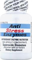BioTec Foods - Anti Stress Enzymes, 200 tablets [Health and Beauty]