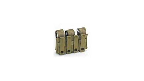 BLACKHAWK! Double 40MM Grenade Pouch 37CL22OD MOLLE - OD