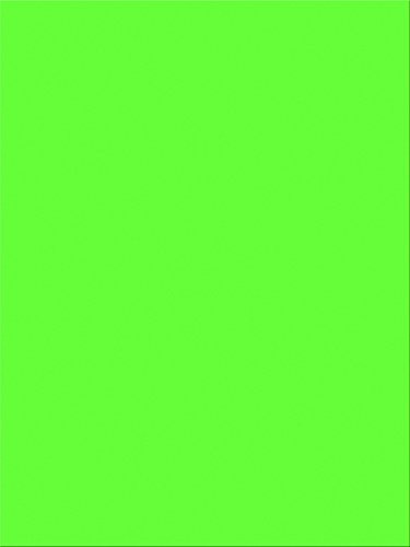 "Pacon SunWorks Construction Paper, 9"" x 12"", 100-Count, Bright Green (9604)"