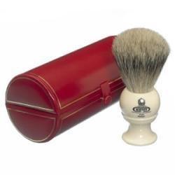 Kent BK2 Grey Badger Brush by Kent