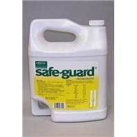 SAFEGUARD WORMER SUSPENSION, Size: GALLON (Catalog Category: Livestock Health Care:WORMERS: DAIRY AND BEEF) by Merck Animl Health Cattle
