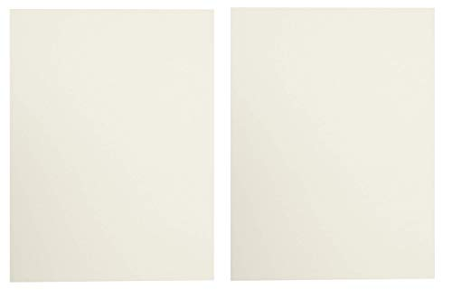 Sax Watercolor Paper Beginner Paper, 9 x 12 Inches, Natural White, Pack of 100 (2-Pack) by Sax (Image #1)