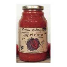 Cucina Antica Garlic Marinara - Cucina Antica Garlic Marinara Sauce, 25 Ounce - 12 per case.