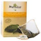 Mighty Leaf Organic Mint Melange Tea - 15 per pack - 6 packs per case. (Tea Mighty Leaf Mint)