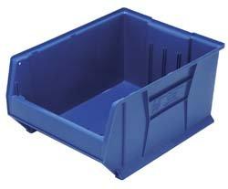 Quantum QUS953 Plastic Storage Stacking Hulk Container, 24-I