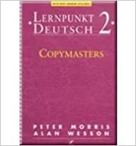 Lernpunkt Deutsch 2 - Copymasters: Copymasters with New German Spelling