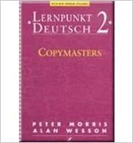 Lernpunkt Deutsch 2 - Copymasters: Copymasters with New German Spelling
