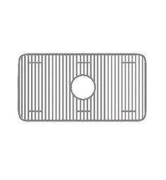 (Whitehaus WHREV3018-SS Stainless Steel Sink Grid, Stainless Steel)