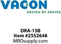 - Vacon DRA-15B Door installation set for display panel 15 m / 590.6 in cable Option