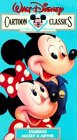 Click for larger image of Disney Cartoon Classics, Starring Mickey and Minnie, Vol. 6 [VHS]