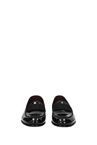 Vernice EU Uomo A50125A1153 Nero Mocassini Dolce amp;Gabbana tqaFq
