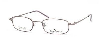 CHESTERFIELD 681 Eyeglasses 0TZ2 Gunmetal Demo Lens - Glasses Chesterfield