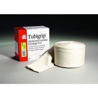 ConvaTec Tubigrip Elastic Tubular Bandage Large thighs - G (Natural Color), 4(1/2)'' W x 33' L